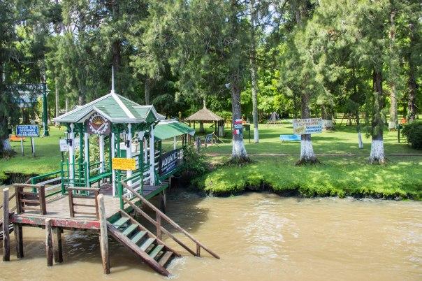 Parque Lyfe, a very popular resort